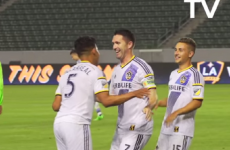 'The king is back' – Robbie Keane hits hat-trick for LA Galaxy