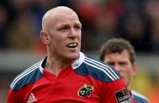 Paul O'Connell wanted to retire, but Toulon just kept calling — Laporte