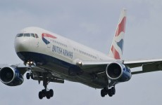 Man plunges to his death after trying to cling onto airplane from South Africa to London