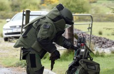 'Serious injury' avoided after pipe bomb is found in Leitrim
