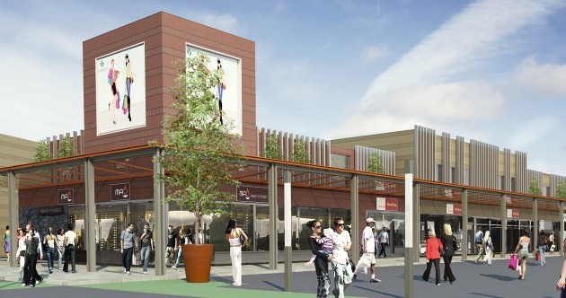 Ireland's first ever shopping centre is getting a make-over
