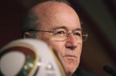 Blatter considers abolishing extra-time