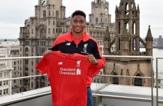Liverpool have signed a promising young English defender
