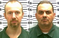 Prison officer suspended as escaped convicted killers spotted 300 miles away