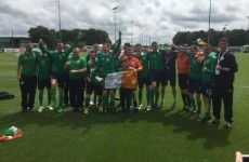 We're off to Rio! Ireland footballers qualify for Paralympic Games
