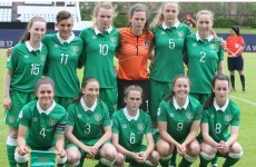 Disappointment for Ireland in U17 European championship opener