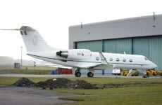 Government jet makes emergency landing with Taoiseach on board