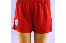Some absolute chancer is trying to flog these 'vintage' GAA Cúl Camp shorts on ASOS