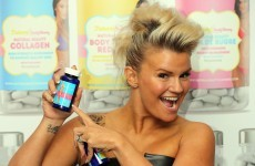 Kerry Katona called in 'ghostbusters' to get rid of a spirit in her house… it's The Dredge