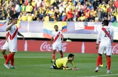 With diving like this, Falcao is sure to be a success at Chelsea