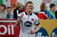 Daryl Horgan knows a move to England is his only chance of an international call-up