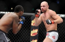 Persistence pays off as Ireland's Cathal Pendred added to UFC 189 card