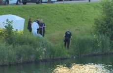 The body of a baby boy has been found in a river in Wales
