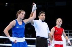 Katie Taylor secures her first European Games medal after another masterclass