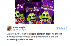 There's an online quest for Taylor Swift to lower the price of Freddos