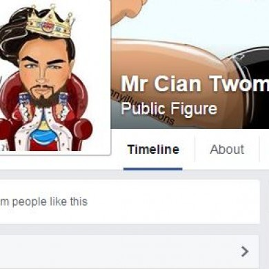 Irish Facebook phenomenon Cian Twomey just hit 1 million likes — here's what you need to know