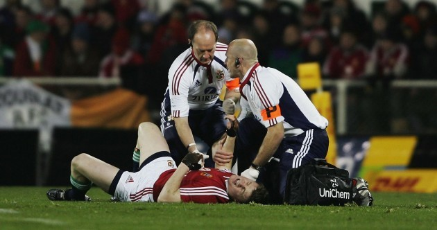 Spear tackle to 'sook': 10 years on from the O'Driscoll-Umaga debacle