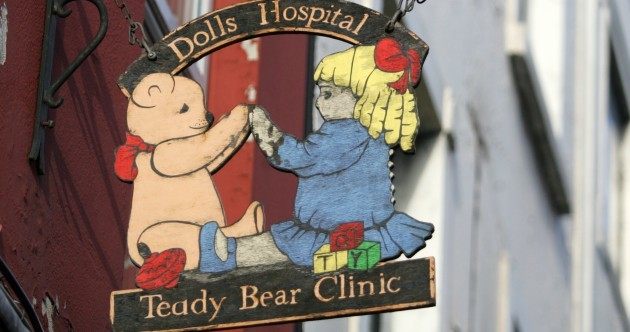 Dublin's doll hospital and teddy bear clinic closes today