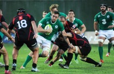 Uncapped Furlong and Conan make Ireland's 45-man Rugby World Cup squad