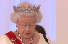 She's at it again: The Queen looks like she's made up her mind on the UK leaving the EU