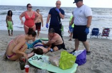 After a FOURTH shark attack this month, some Americans are freaking out