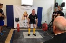 'I walk around in pain nearly every day' – Ireland's new world champion makes big sacrifices