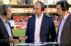 The incredibly confusing Owen Heary v Sligo Rovers saga played out on live TV last night