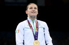 Katie Taylor has won Ireland's first European Games gold medal