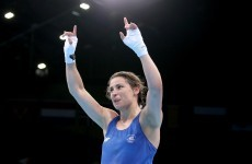 Superstar Katie Taylor loathe to take idol Sonia O'Sullivan's mantle