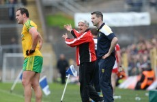 Cameos of Murphy brilliance enough to help Donegal squeeze past Derry in Ulster semi-final