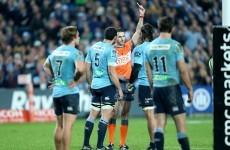 Craig Joubert's refereeing labelled 'shocking' by Australian commentator