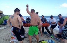Sixth shark attack in two weeks leaves teen in critical condition