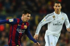 'Money-hungry Madrid want everything Barcelona have'