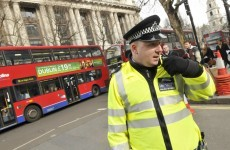 Police in London are testing their response to an attack by terrorists with guns