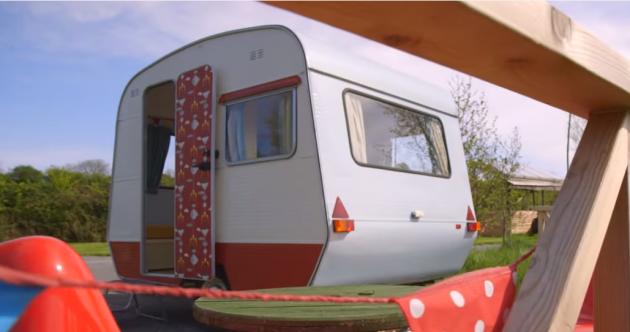 Ireland is doing its best to make caravan holidays a thing again