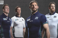 Scotland's World Cup jerseys are here and they involve tartan
