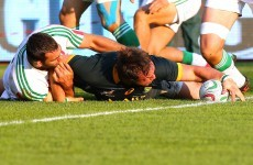 Huge blow for Springboks as Coenie Oosthuizen out of World Cup with neck injury