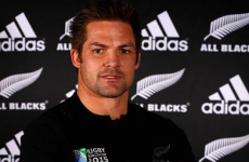 The All Blacks haven't sprung any surprises with their World Cup jersey