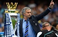 Jose Mourinho reveals toughest opponents last season