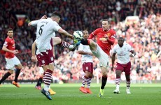 Friday night football for Man United and Villa due to 'unique circumstances'