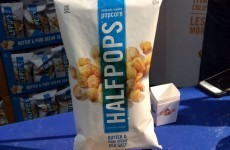 Popcorn kernels, wine ice cream… here are the new snack trends to watch out for