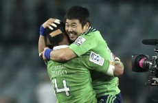 Highlanders upset Hurricanes for first Super title