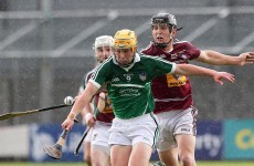 Did Limerick's third goal against Westmeath actually go wide?