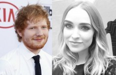 Has Ed Sheeran started dating Louise from Fade Street? It's the Dredge