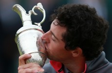 11 stages of grief after McIlroy's untimely football injury