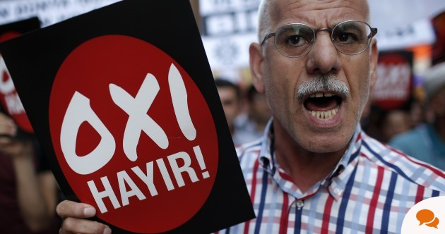 The Greek people have said no – so what's next?