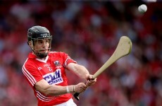 Good news on the injury front for Cork's hurlers ahead of Saturday's Thurles showdown