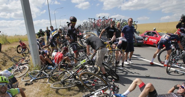 We'll Leave It There So: McIlroy crocked, crash at Le Tour and today's sport