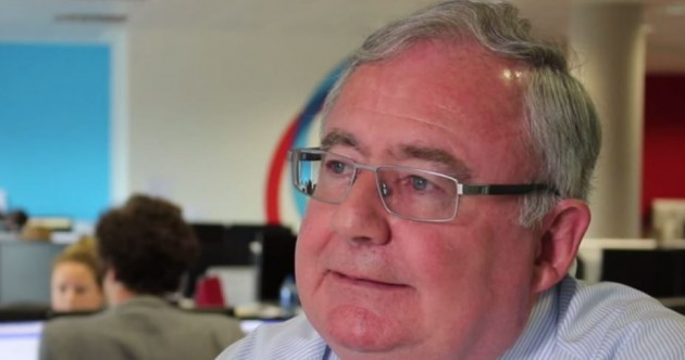 Pat Rabbitte will NOT be contesting the next general election