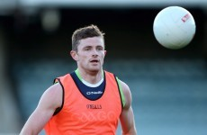 Mayo's Pearce Hanley could achieve an AFL milestone with the Brisbane Lions next Sunday